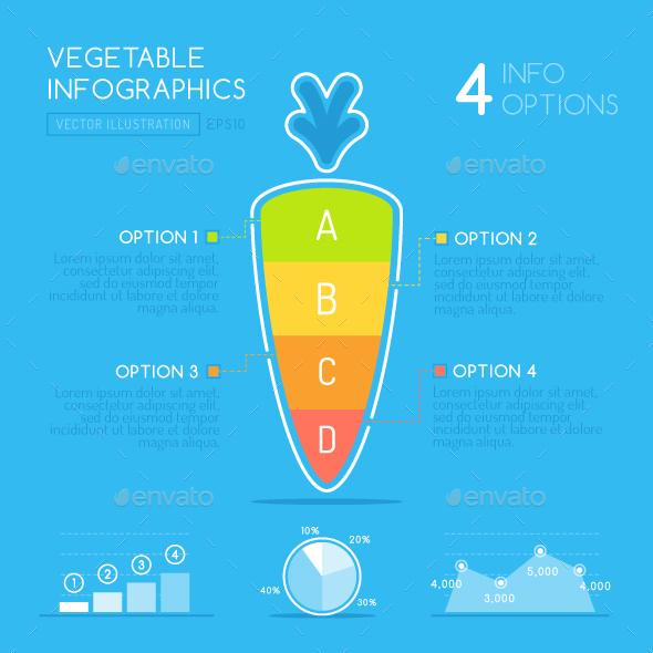 Vegetable Infographic - Infographics