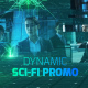 Dynamic Sci-fi Promo - VideoHive Item for Sale