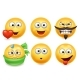 Smiley Face Icons. Funny Faces 3d Collection 3. - GraphicRiver Item for Sale