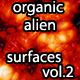 Organic Alien Surfaces Vol 2 - GraphicRiver Item for Sale