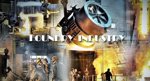 FOUNDRY INDUSTRY FOOTAGE COLLECTION