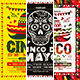 Cinco de Mayo Flyer/Poster Bundle - GraphicRiver Item for Sale