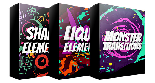 All Packs on VideoHive