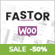 Fastor - Multipurpose WooCommerce Theme