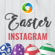 Easter Instagram Templates - 5 Designs - GraphicRiver Item for Sale