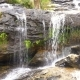 Fragment Cascade of Mae Ya Waterfall in Doi Inthanon National Park, Chiang Mai Region, Thailand - VideoHive Item for Sale