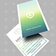 Holographic Business Card - GraphicRiver Item for Sale