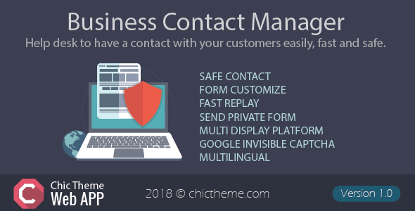 Business Contact Manager - CodeCanyon Item for Sale