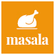 Masala Restaurant HTML Template - ThemeForest Item for Sale