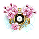 Sakura Watch - GraphicRiver Item for Sale