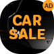 Car Sale | AD Banner Template HTML5