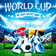 Football World Cup Poster vol.1 - GraphicRiver Item for Sale
