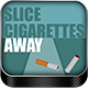 Slice Cigarettes Away HTML5 Game