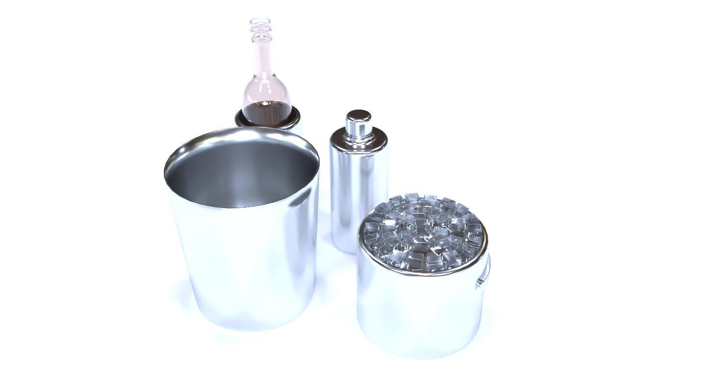 Duke Stainless Steel Cocktail
