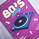 80's Party Flyer - GraphicRiver Item for Sale