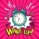 Wake Up Alarm Clock - GraphicRiver Item for Sale