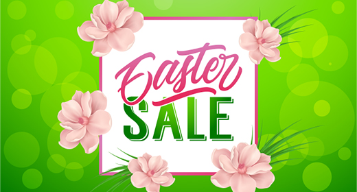 PrestaShop Easter 2018 Offer | 30% OFF