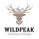 Wild Peak Logo - GraphicRiver Item for Sale