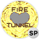Heart Shape Fire Tunnel - 2 Pack - VideoHive Item for Sale
