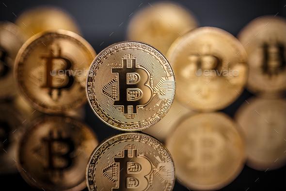 New virtual money concept - Stock Photo - Images