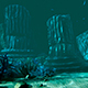 Ancient Ruins Under The Water - VideoHive Item for Sale