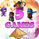 Xcode - 5 Games Bundle