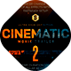 Cinematic Modular Trailer Montage 2 - VideoHive Item for Sale