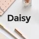 Daisy Google Slides Template - GraphicRiver Item for Sale