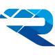 Matrix R Letter Logo