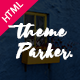 Themeparker | Blog & Portfolio Responsive HTML Template - ThemeForest Item for Sale