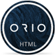 Orio - A Creative Portfolio & Agency HTML Template - ThemeForest Item for Sale