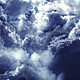 Abstract Clouds with Light Rays - VideoHive Item for Sale
