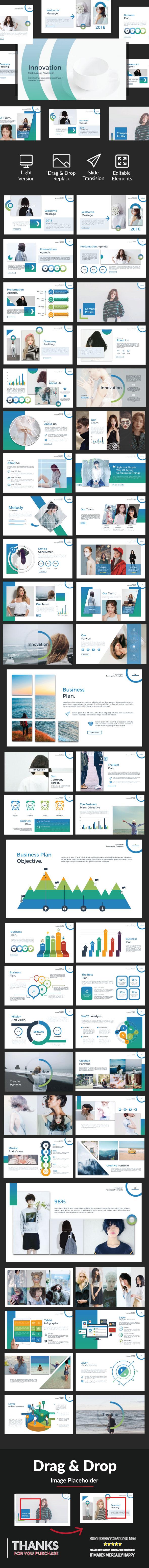 Innovation Powerpoint - PowerPoint Templates Presentation Templates