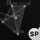 Plexus Tunnel Loop With Numbers Ver.5 - VideoHive Item for Sale