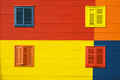 Colorful house facade in La Boca, Buenos Aires - PhotoDune Item for Sale