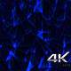 Blue Polygonal Background - VideoHive Item for Sale