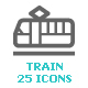 Train Mini Icon - GraphicRiver Item for Sale