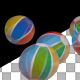 Beach Balls Transparent Background - VideoHive Item for Sale