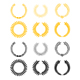 Set 2 of  laurel wreaths - GraphicRiver Item for Sale
