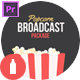 Popcorn Broadcast Package Essential Graphics | Mogrt - VideoHive Item for Sale