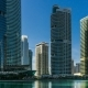 Residential Multistorey Buildings in JLT, , Dubai, UAE. - VideoHive Item for Sale