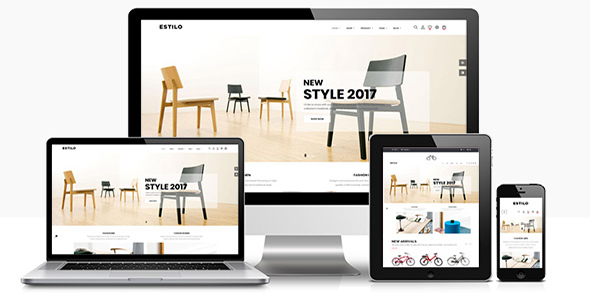 At Estilo Prestashop 1.7.4.x Theme for Decor | Fashion | Clothing| Bags | Shoes | Accessories - Shopping PrestaShop