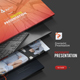 Creative Axpro Powerpoint Template