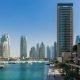 Water Canal in Dubai Marina - VideoHive Item for Sale