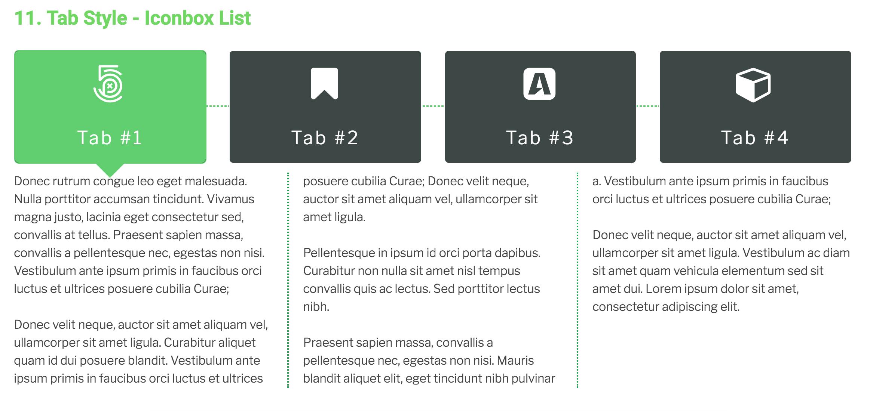 Elegant Tabs for Elementor