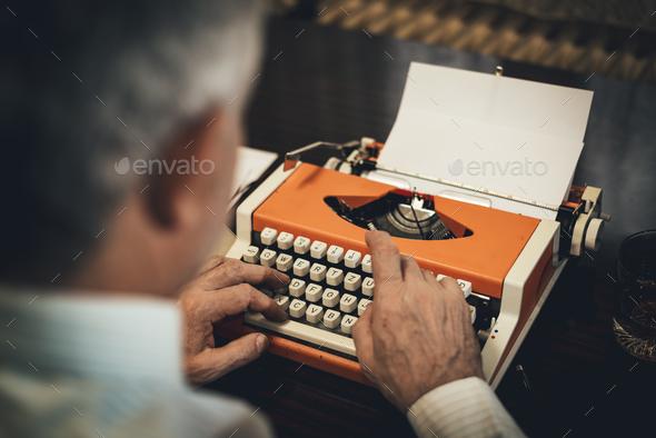 Typewriter - Stock Photo - Images