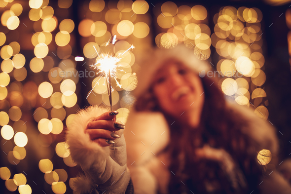 Happy New Year! - Stock Photo - Images