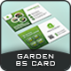 Garden Landscape Business Card Templates - GraphicRiver Item for Sale