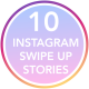 Instagram Swipe Up Stories - VideoHive Item for Sale
