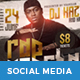 Rap Music Social Media Templates - GraphicRiver Item for Sale